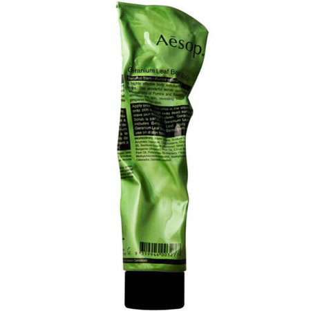 green aesop filler