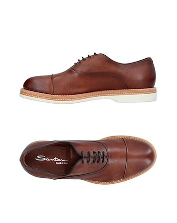 Santoni Laced Shoes - Men Santoni Laced Shoes online on YOOX United States - 11319416PH