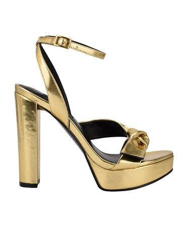 Nine West Libbie Women's Platform Sandals & Reviews - Sandals - Shoes - Macy's