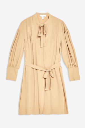 Pintuck Mini Dress   Topshop