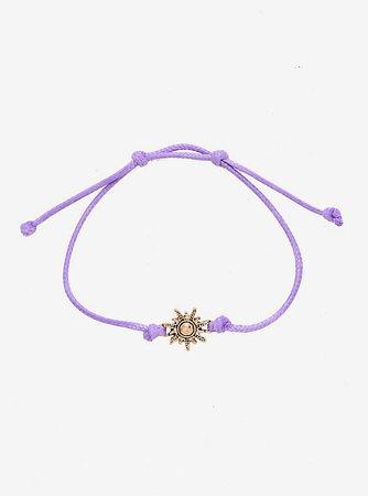 Disney Tangled Sun Cord Bracelet