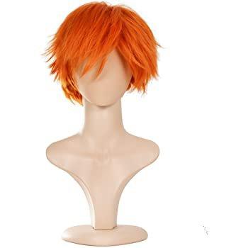 messy orange hair men 1