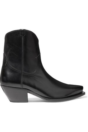R13   Leather ankle boots   NET-A-PORTER.COM
