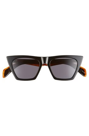 rag & bone 51mm Cat Eye Sunglasses | Nordstrom