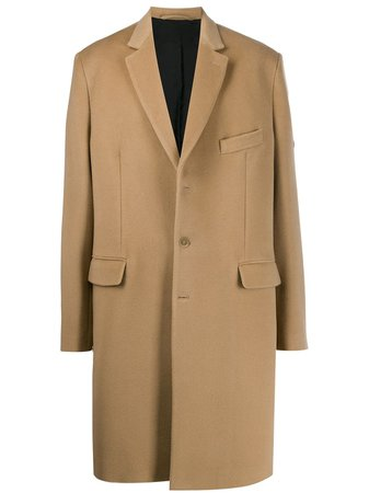 Balenciaga Boxy single-breasted Coat - Farfetch