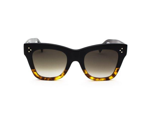 Celine | 40004I Black/Tort » Sunglass Style