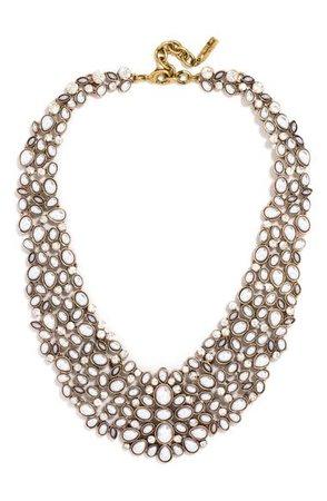 BaubleBar 'Kew' Crystal Collar Necklace | Nordstrom