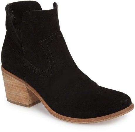 Brice Notched Bootie