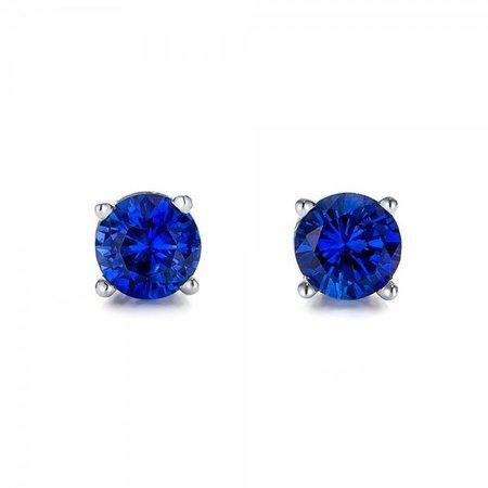 Blue-Sapphire-Stud-Earrings-front-100956.jpg (600×600)