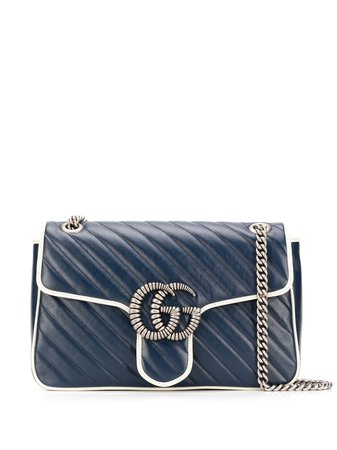 Gucci medium GG Marmont quilted shoulder bag