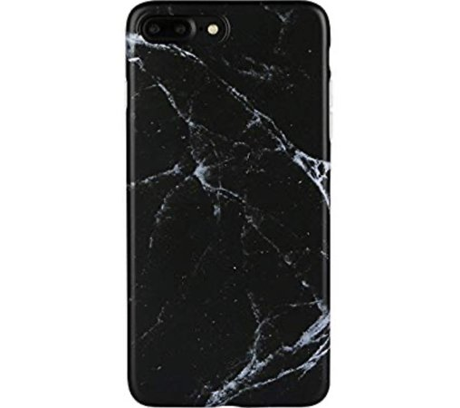 black marble iPhone 7 case phone