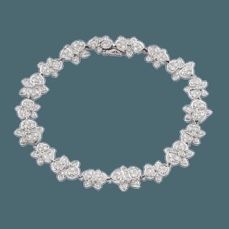 Cartier, Caresse d'orchidées diamond bracelet