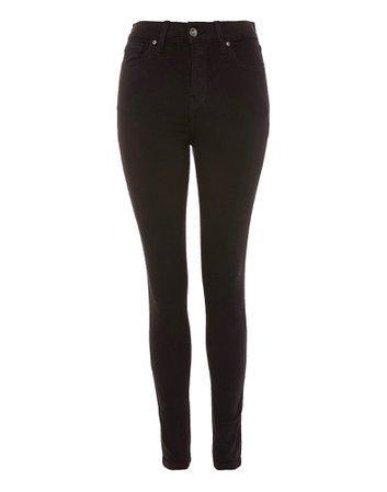 Topshop Black Jamie Jeans - Denim Pants - Women Topshop Denim Pants online on YOOX United States - 42755083HA