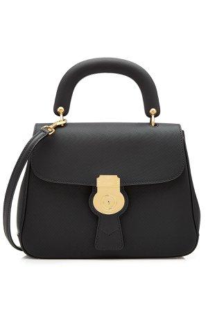 DK88 Leather Shoulder Bag Gr. One Size