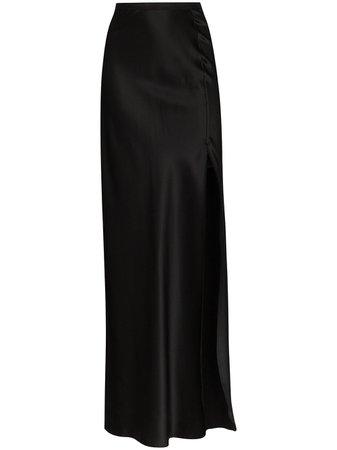 Nili Lotan Slit Maxi Skirt - Farfetch