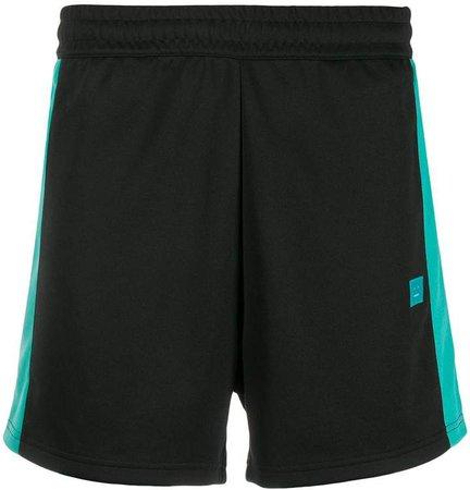 Side-Stripe Shorts