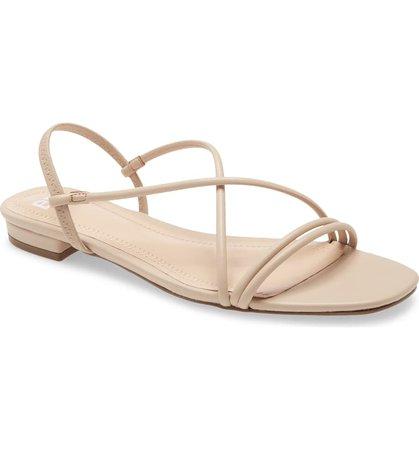 BP. Fiona Strappy Flat Sandal (Women) | Nordstrom