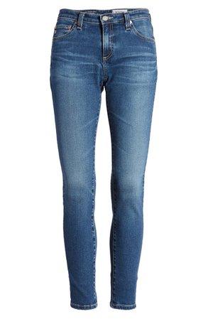AG The Legging Ankle Super Skinny Jeans (15 Years Devotion) | Nordstrom