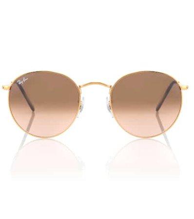 Round Double Bridge Sunglasses | Ray-Ban