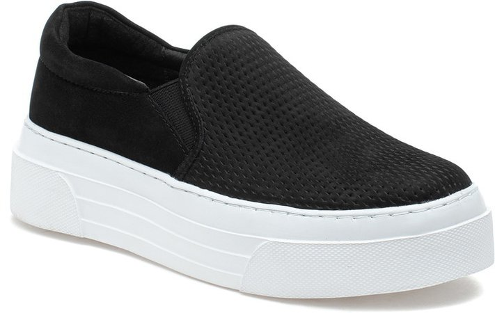 Aileen Perforated Slip-On Sneaker