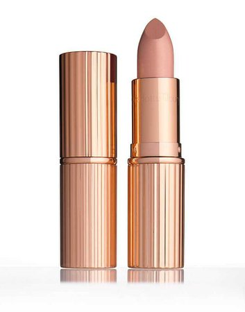 Light Nude Lipstick: Nude Kate - K.I.S.S.I.N.G | Charlotte Tilbury