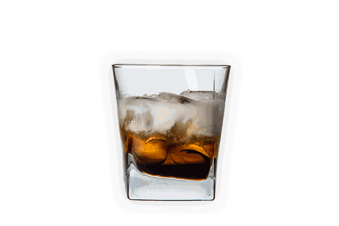 Cocktail Cartoon 1024*683 transprent Png Free Download - Drink, Glass, Black Russian.