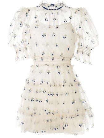 Alice McCall Cowboy Tears Mini Dress - Farfetch