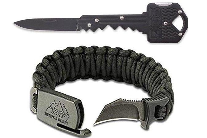 Rope Bracelet Knife