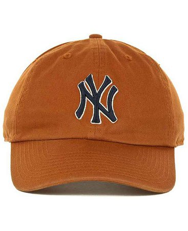 '47 Brand New York Yankees Clean Up Hat & Reviews - Sports Fan Shop By Lids - Men - Macy's
