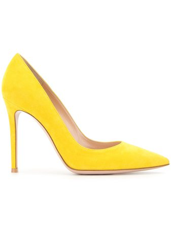 Gianvito Rossi Gianvito 105 Pumps - Farfetch