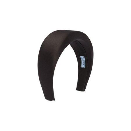 Satin headband   Prada - 1IH016_049_F0002