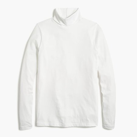 J.Crew Factory: Tissue Turtleneck For Women