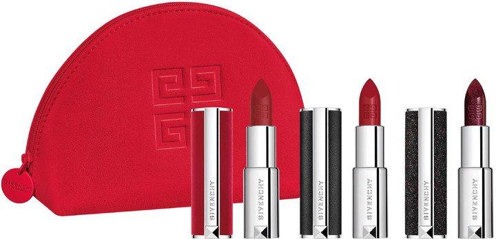 Le Rouge Iconic Lipstick Trio