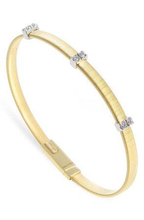 Marco Bicego Masai Diamond Bangle Bracelet | Nordstrom