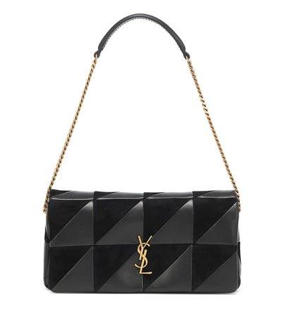Saint Laurent - Jamie leather shoulder bag | Mytheresa