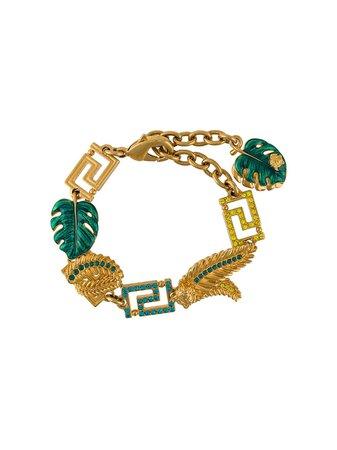 Versace Bracelet Jungle Grecamania - Farfetch