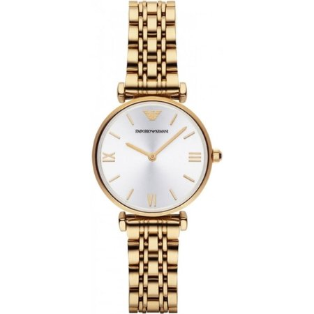 Emporio Armani AR1877 Ladies Gianni T-Bar Watch