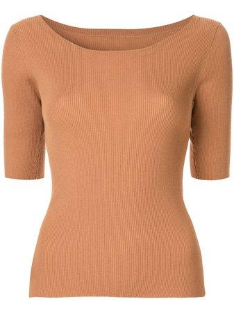 Tomorrowland Ribbed Knit Sweater - Farfetch