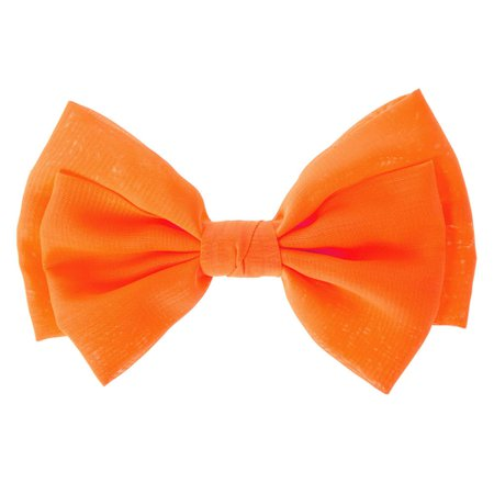 https://www.claires.com/us/double-flop-neon-orange-bow-hair-clip-209891.html?pid=209891
