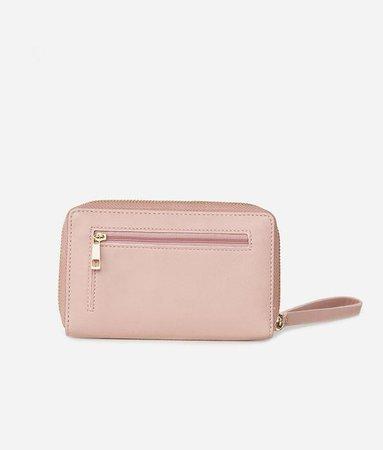 blush wallet