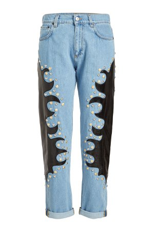 Jeans with Embellishment Gr. IT 38