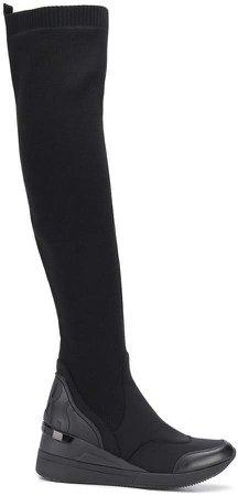 Thigh High Sock Boots