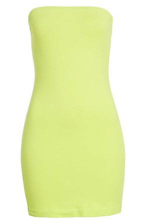 BP. Be Proud by BP. Gender Inclusive Strapless Body-Con Minidress | Nordstrom