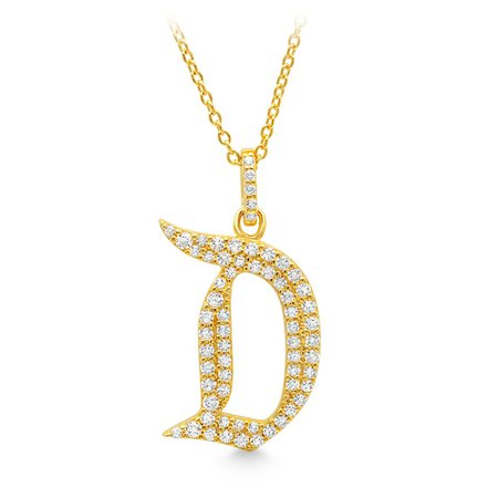 Disneyland Initial Necklace by CRISLU | shopDisney