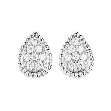 Serpent Bohème ear studs - Boucheron