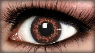 Cherry Brown - Sexy Eyes - Halloween Contacts by ExtremeSFX