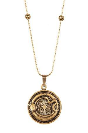 Alex and Ani | Ouroboros Pendant Necklace | Nordstrom Rack