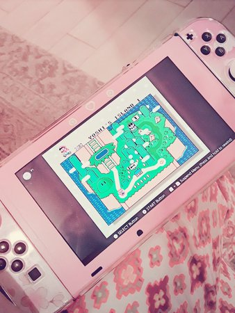 video game pastel aesthetic