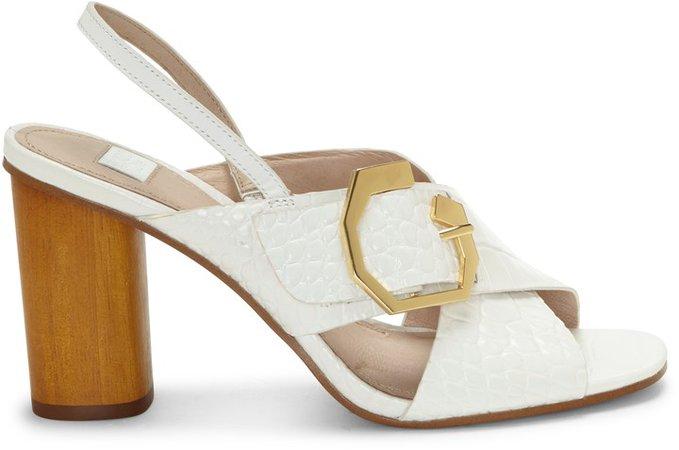 Karna Crisscross-Strap Sandal