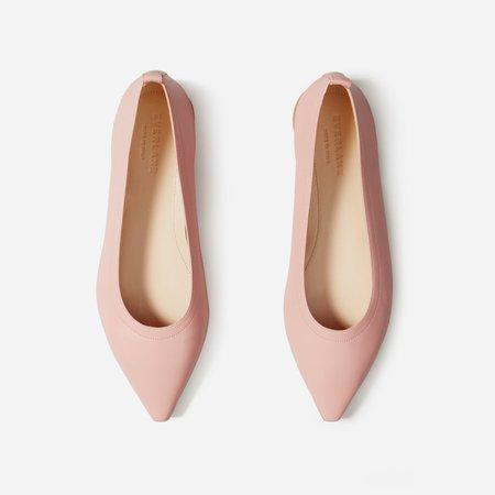 Women's 40-Hour Flat | Everlane pink